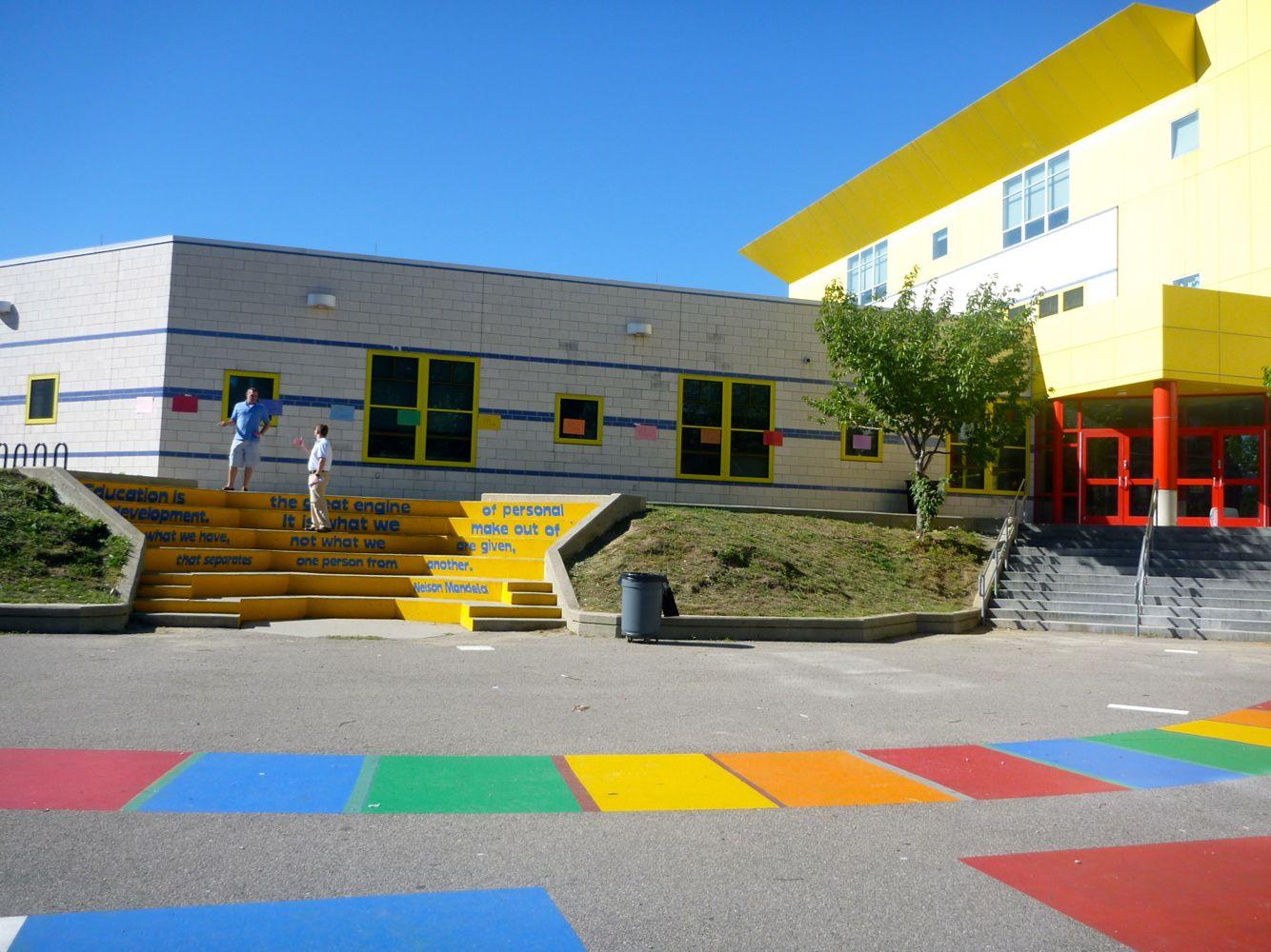 Marcus Goes To Kindergarten